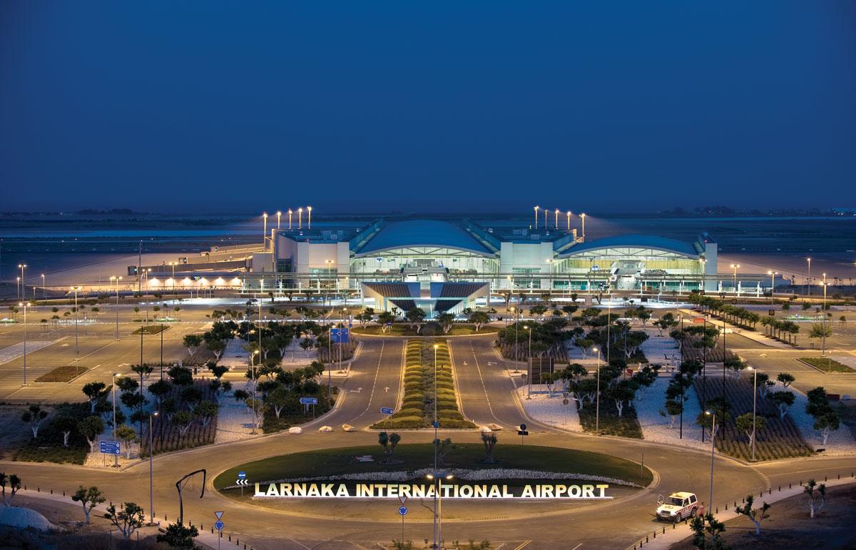 Larnaca Havalimanı